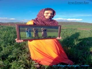 لحظاتی در کنار مردم بیجار کردستان