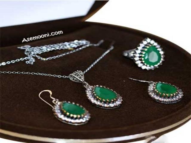 عکس های مدل سرویس طلا و جواهرات