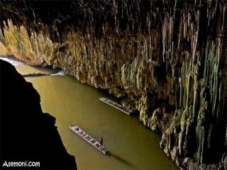 عکس هایی از زیباترین غارهای جهان