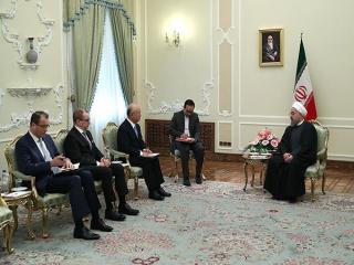 روحانی: آژانس در پروژه پیشران هستهای همکاری کند/ آمانو: آژانس بینالمللی انرژی اتمی با همه توان از اجرای برجام حمایت میکند