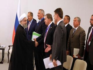 تهران میزبان هیات 590 نفری اقتصادی روسیه
