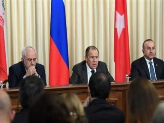 اقدام ضدایرانی وزیر خارجه ترکیه در نشست مسکو/ دل ظریف خنک شد
