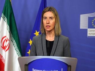 موگرینی: سفر تمام مسئولان اتحادیه اروپا به ترکیه لغو شده است