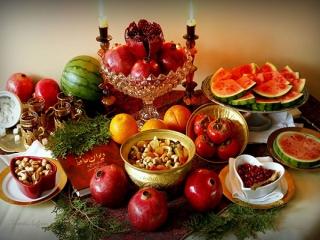یلدا یا چله، جشن باستانی ایرانی