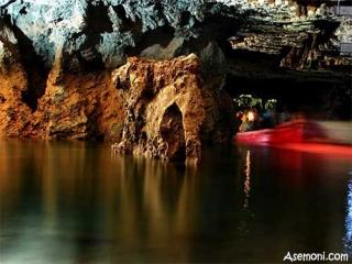 غار علیصدر همدان + عکس و تاریخچه