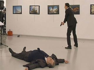 قاتل سفیر روسیه، 8 بار در تیم تامین امنیت اردوغان حضور داشت