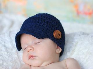 سیسمونی نوزاد پسر