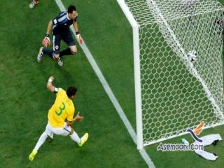 برزیل 2 کلمبیا 1– گزارش بازی جام جهانی