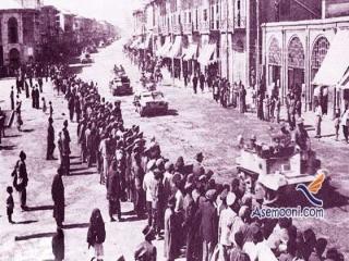 اشغال ایران توسط متفقین و فرار رضاخان (1330 ه ش)