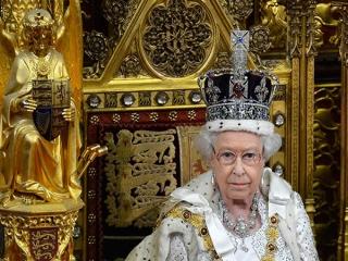 ملکه انگلیس رو به موت است؟