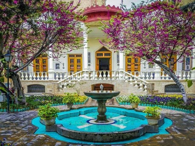 گرانترین خانه در تهران را ببینید