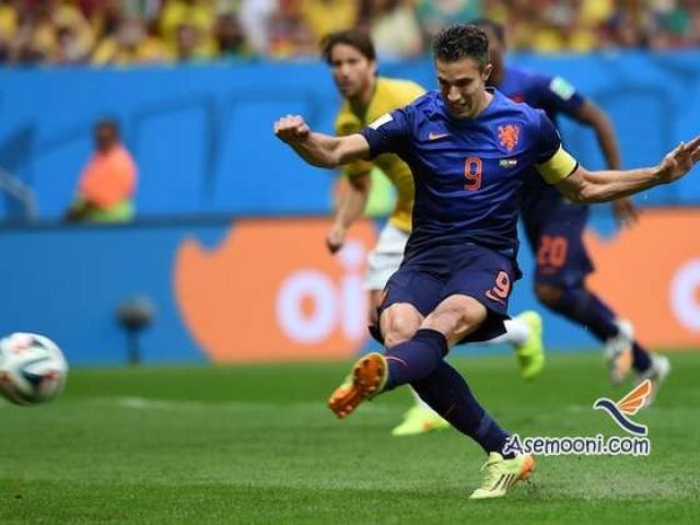 هلند 3 برزیل 0– گزارش بازی جام جهانی