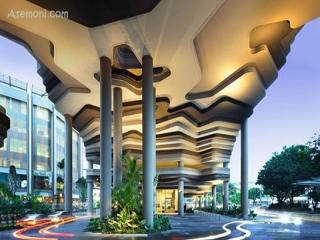 هتل پارک رویال در سنگاپور