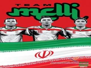 4 پوستر منتخب جام جهانی 2014 برزیل رونمایی شد