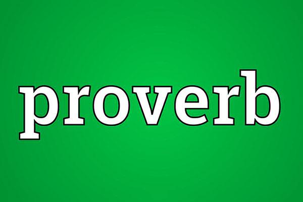 english-proverbs