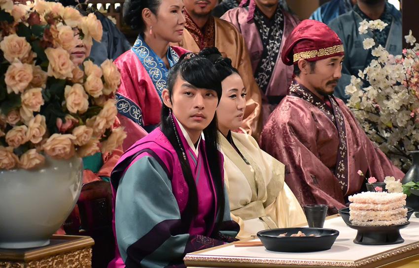 مرگ جون تائه سو در نقش شاهزاده جین مو
