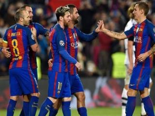 دستمزد هفتگی بازیکنان بارسلونا چقدر است؟