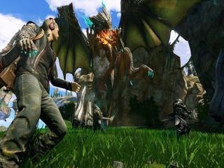 بازی Scalebound انحصاری مایکروسافت کنسل شد