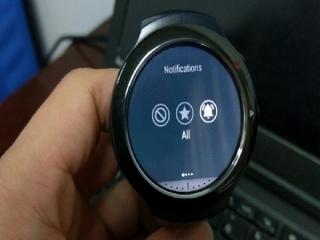 انتشار تصاویری از ساعت هوشمند آینده HTC