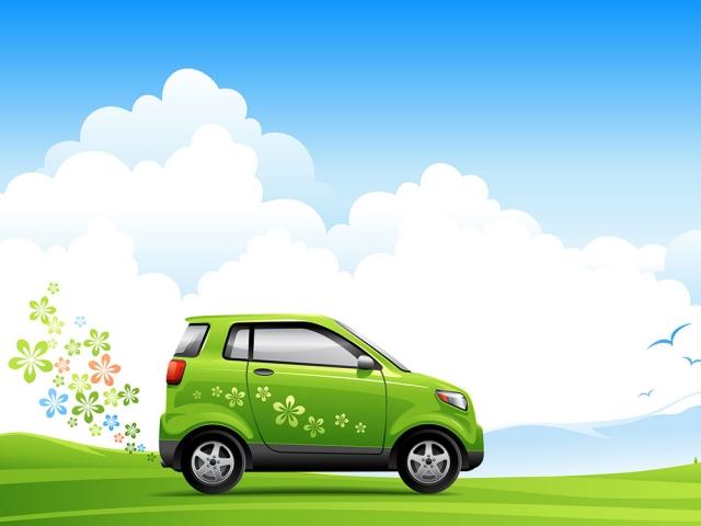 وسایل نقلیه سبز، کمک به محیط زیست