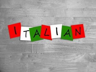 حروف الفبای زبان ایتالیایی