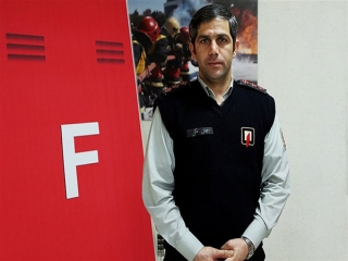 جلال ملکی ، سخنگوی سازمان آتش نشانی