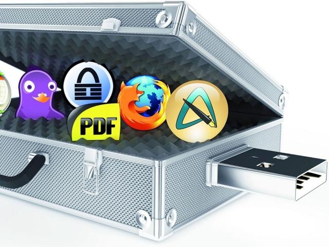 پرتابل یا قابل حمل چه نرم افزارهایی هستند؟