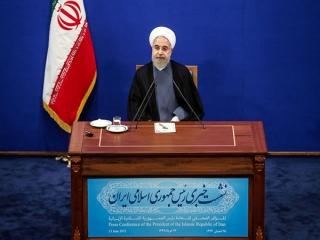 نشست خبری رئیسجمهور برگزار میشود