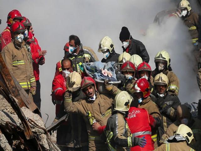 زمان تشییع پیکر شهدای آتش نشان مشخص شد