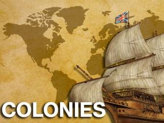 چه کشورهایی مستعمره چه کشورهایی هستند؟