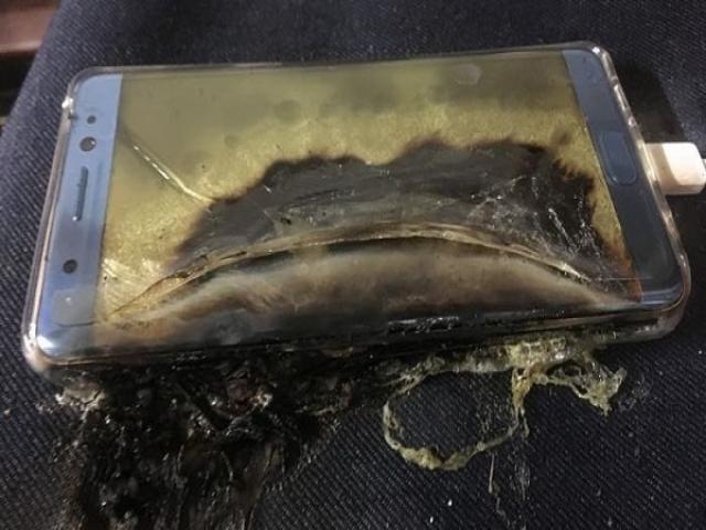 علت انفجار باتری گلکسی نوت7 هفته بعد مشخص می شود