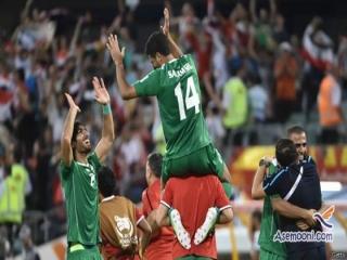 ایران 3 عراق 3(6 – 7در پنالتی) – گزارش بازی جام ملت های آسیا
