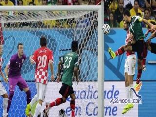 مکزیک 3 کرواسی 1– گزارش بازی جام جهانی