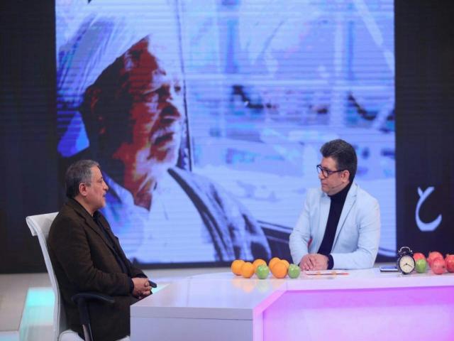 حضور محسن هاشمی در برنامه رشیدپور
