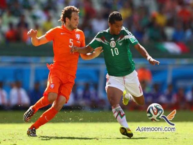 هلند 2 مکزیک 1 – گزارش بازی جام جهانی