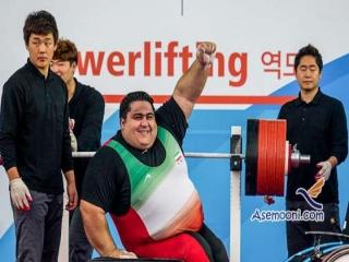نتایج ایران در ششمین روز بازی های پاراآسیایی اینچئون