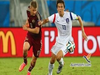 روسیه 1 کره جنوبی 1– گزارش بازی جام جهانی