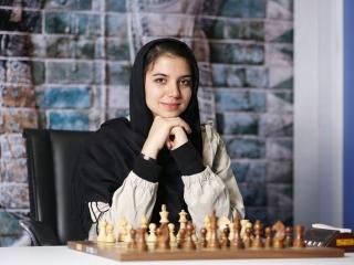 سارا سادات خادم الشریعه ، شطرنج باز ایرانی