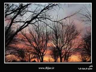 عکس هایی رؤیایی از شهر بیجار