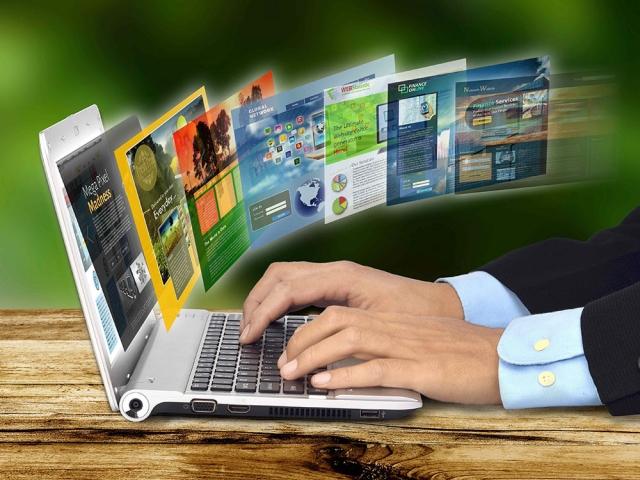 شغل طراحی وب سایت و درآمد آن