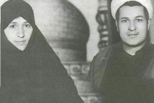 akbar-hashemi-rafsanjani-effat-marashi