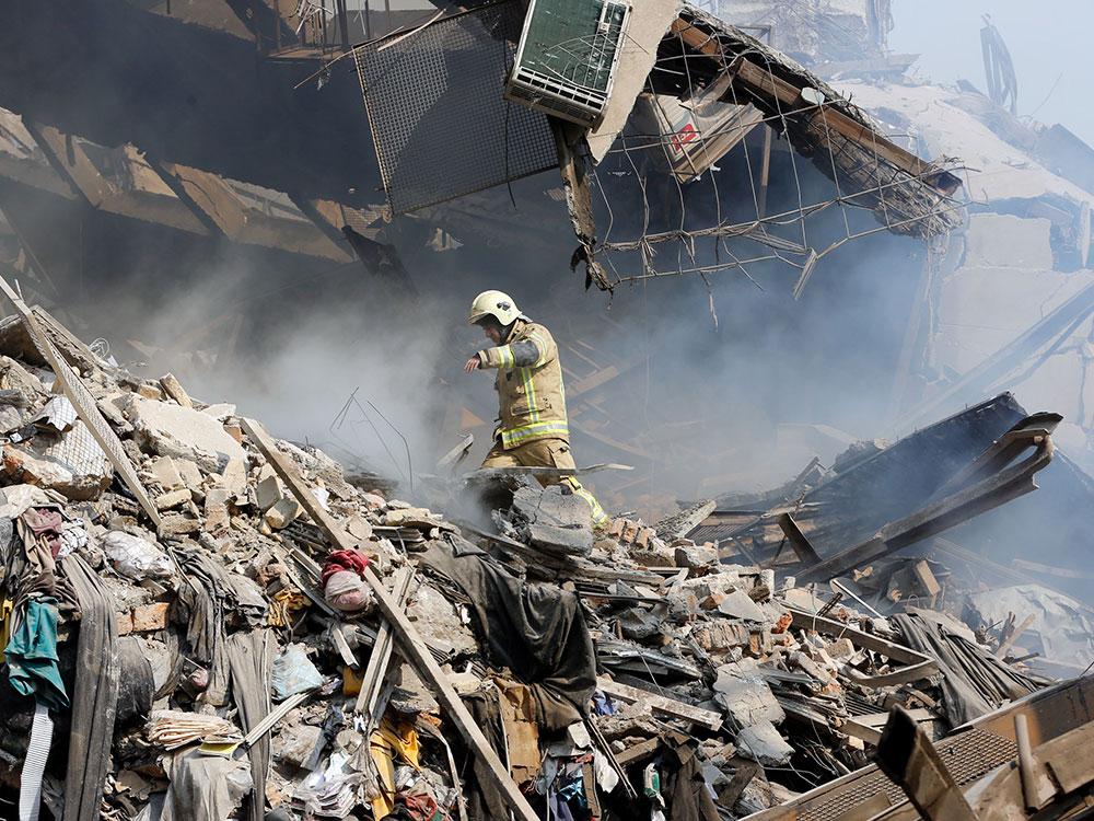 plasco-rubble