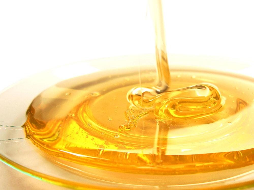 honey-wound