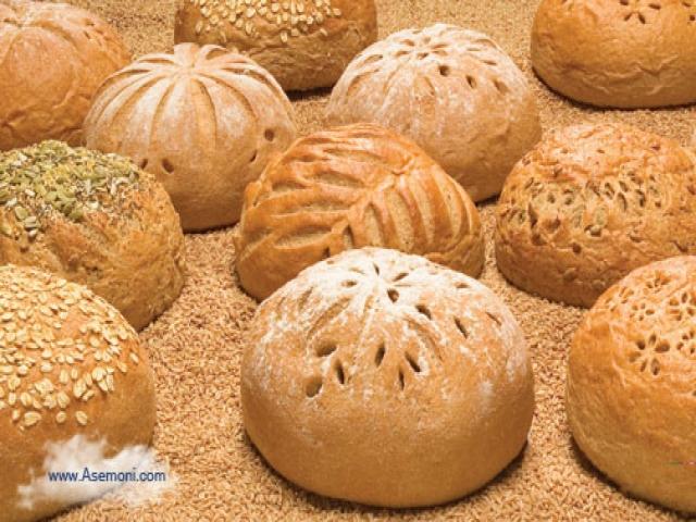 طرز تهیه نان شکوفه یا نان قندی
