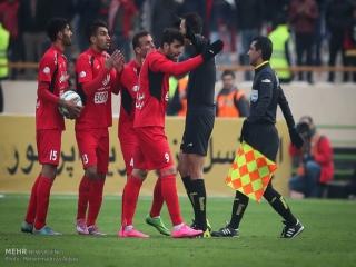 برنامه و اسامی داوران هفته بیست و دوم لیگ برتر فوتبال
