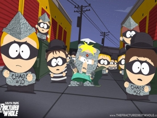 South Park: The Fractured تاخیر پیدا کرد