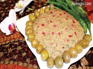 کال کباب، غذای گیلانی