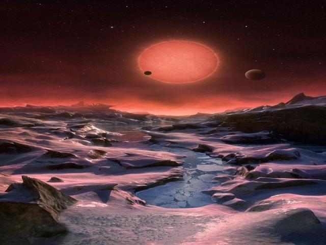 کشف هفت سیاره شبیه به زمین در کهکشان راه شیری