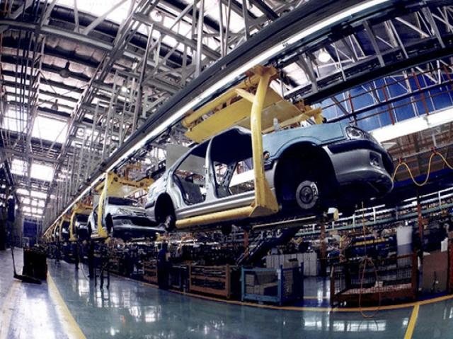 شرکت های خودروسازی ایران