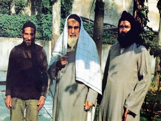 خاطرات امام خمینی در دوران انقلاب